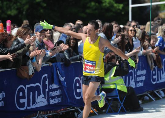 Edinburgh Marathon Festival – Half and Full Marathon 2021
